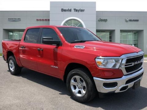New 2019 RAM All-New  1500 All New Tradesman