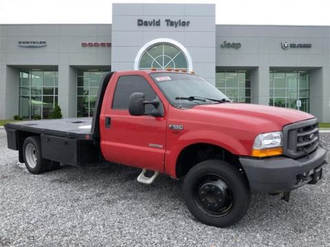 Pre-Owned 2004 Ford F-550SD XL