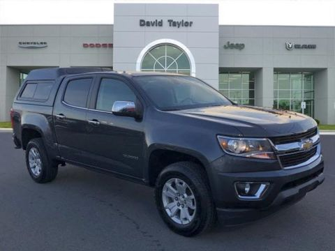 Pre-Owned 2016 Chevrolet Colorado LT