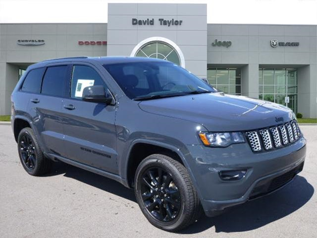 new 2017 jeep grand cherokee altitude 4d sport utility in murray 853311 david taylor chrysler. Black Bedroom Furniture Sets. Home Design Ideas