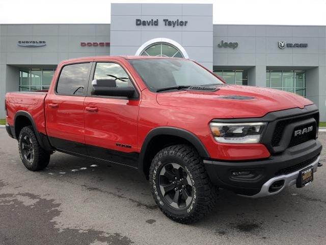 New 2019 Ram All 1500 Sport Rebel