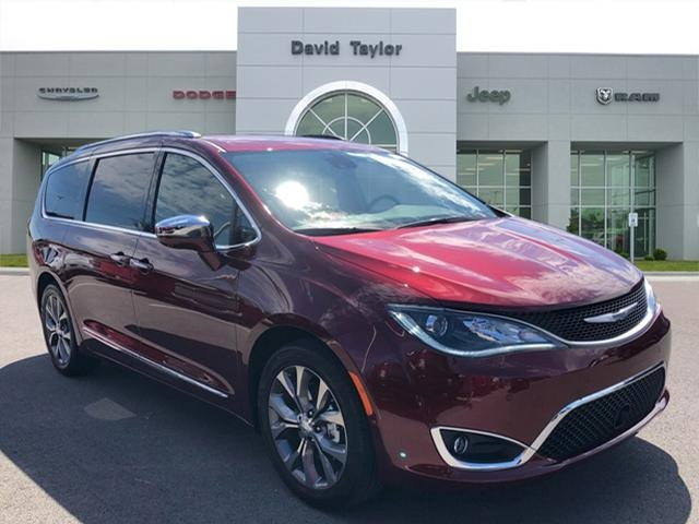 Exceptional NEW 2019 CHRYSLER PACIFICA LIMITED