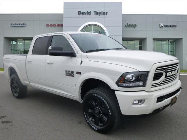 Dodge Ram Laramie Limited 2017 >> New 2018 RAM 3500 Laramie Crew Cab in Murray #103870 | David Taylor Chrysler Dodge Jeep Ram FIAT